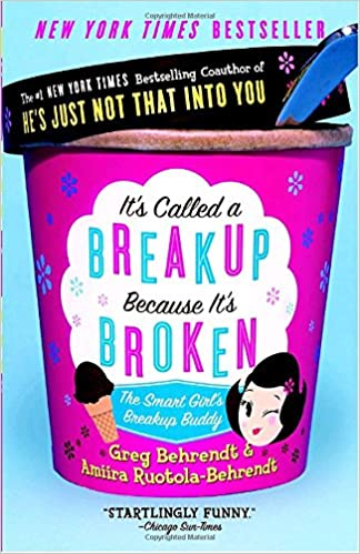 Image result for It's Called a Breakup Because It's Broken book