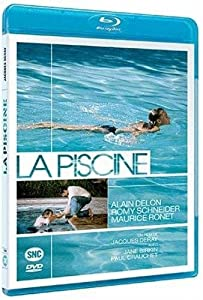 La piscine the swimming pool 1969 blu ray for Piscine paul boyrie tarbes