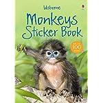 Monkey Sticker Book