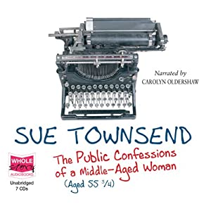 Public Confessions of a Middle Aged Woman Audiobook