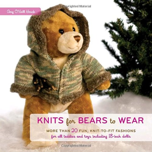 Knits For Bears To Wear More Than 20 Fun Knit To Fit Fashions For