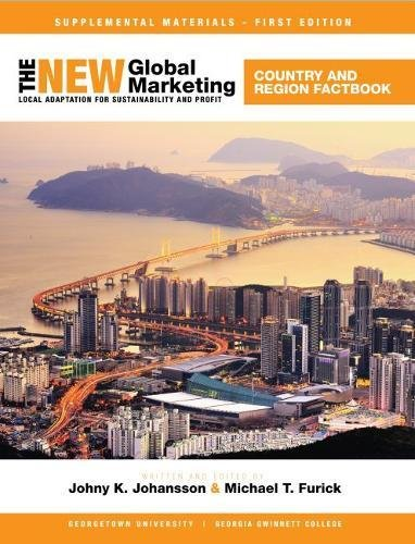 Download Country and Region Factbook pdf