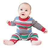 Angelbay colorful Fairy T-Piece Toddler Baby Boy Girl Knit Sweater (73/44)