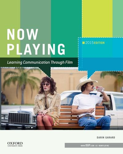 Now Playing Learning Communication Through Film 2015 Edition
