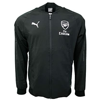 6887ffbc82fddb Image Unavailable. Image not available for. Color: PUMA 2018-2019 Arsenal  Woven Jacket ...