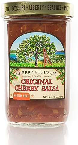 Salsas & Dips: Cherry Republic