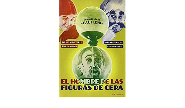 Amazon.com: El Hombre De Las Figuras De Cera [1924] (Import Movie) (European Format - Zone 2): Movies & TV