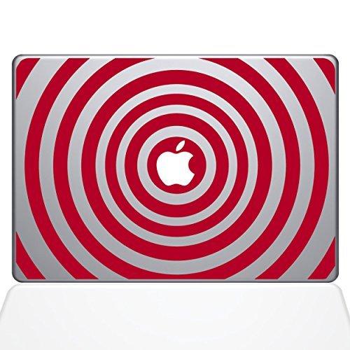 絶妙なデザイン The Decal Guru 2048-MAC-13X-DR Music Waves Decal Newer) Guru Vinyl The Sticker Red 13\ MacBook Pro (2016 & Newer) [並行輸入品] B0788DY1YV, アトリエ フローラ:c0414dcf --- svecha37.ru