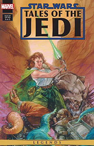 Bears In Star Wars (Star Wars: Tales of the Jedi (1993-1994) #5 (of)