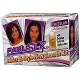 Fabu-silk No-lye Relaxer Regular Styling Lotion by Fabu-Silk