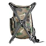 HANERDUN 3 in 1 Backpack Cooler Chair Travel