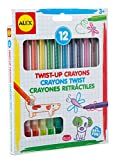 Best ALEX Toys Books For A 3 Year Olds - ALEX Toys Artist Studio 12 Twist Up Crayons Review