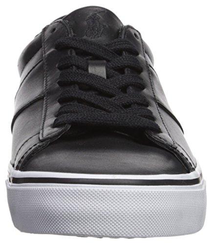 Polo Ralph Lauren Mens Sayer Sneaker Black/Black MTkCeQM3nc