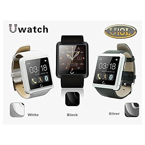 Reloj inteligente a prueba de agua ARBUYSHOP T reloj SmartWatch U10 upgrated Versión U10L para Samsung Xiaomi LG Android iPhone IOS del teléfono Hombres ...