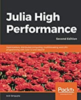 Julia High Performance, 2nd Edition Front Cover