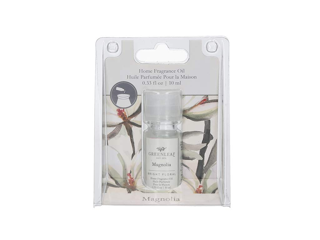 GREENLEAF Home Fragrance Oil - Magnolia - Lasts Up to 80 Hrs - Made in The USA