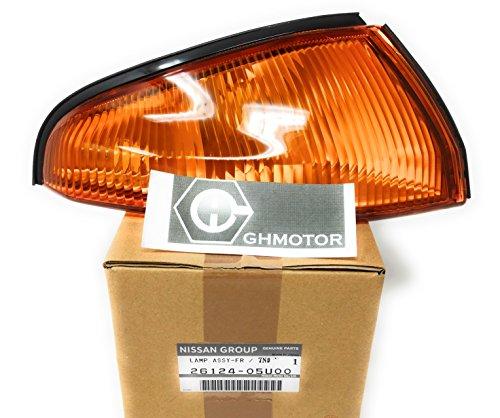 Nissan Skyline R32 GTR driver right side OEM turn signal light lamp -