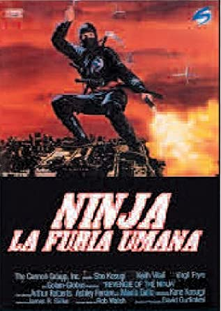 Ninja La Furia Umana [Italia] [DVD]: Amazon.es: Sho Kosugi ...