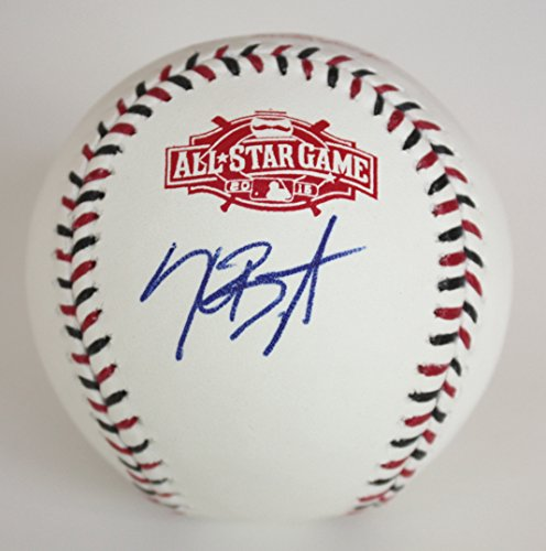 Kris Bryant Chicago Cubs Signed Autographed Rawlings 2015 All-Star Game Official Baseball by Sports-Autographs