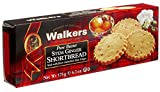 Walkers Shortbread Stem Ginger Shortbread, 6.2-Ounce Boxes (Pack...
