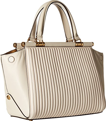 Womens Grace COACH Selena Satchel Ol Chalk OTTxdf
