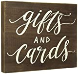 Charming rustic sign for weddings, graduation parties, birthday parties, retirement parties, receptions, and other special events. Can be used at any party or gathering that gifts and/or cards are given. Bar mitzvah, sprinkles, Baby Showers, wedding ...