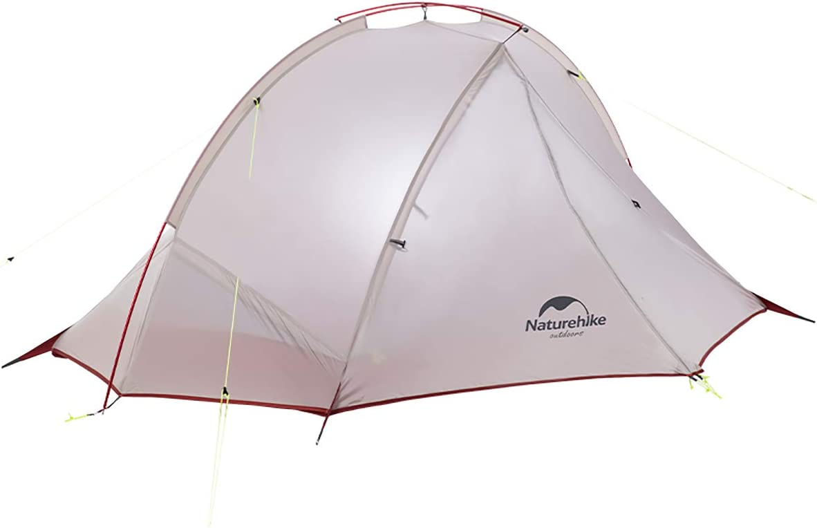 Naturehike Tagar2 Ultralight Tent for 2 Person Backping Camping Trekking Waterproof Windproof Tent PU4000mm with Footprint
