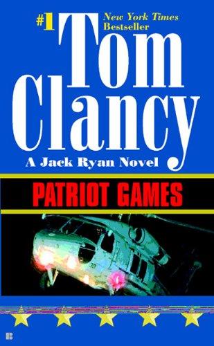 Patriot Games by Tom Clanc