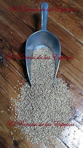Sésamo Crudo 1 Kg - Semillas de sesamo Natural 100% 1000 gr: Amazon.es: Alimentación y bebidas
