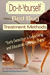 Do-it-Yourself Bed Bug Treatment Methods Paperback