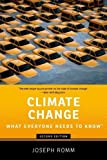 Climate Change: What Everyone Needs to Know