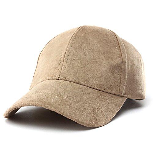 Beige Baseball Hat - 8