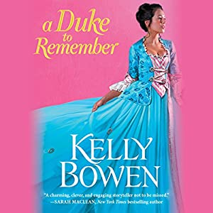 A Duke to Remember Audiobook