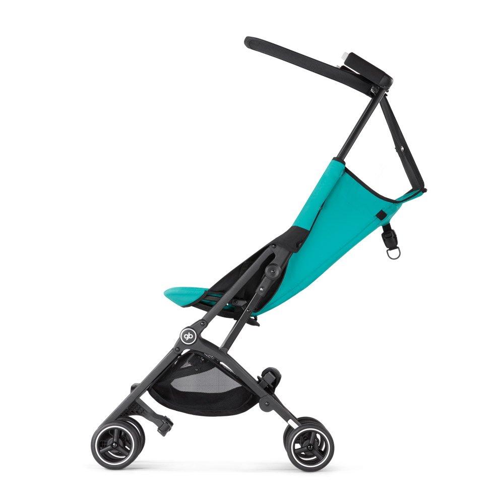 GB Pockit PLUS Stroller 2017 / multi-adjustable backrest / Light Traveler / from 6 Mo.-4Y. Sea Port, navy blau by gb (Image #2)