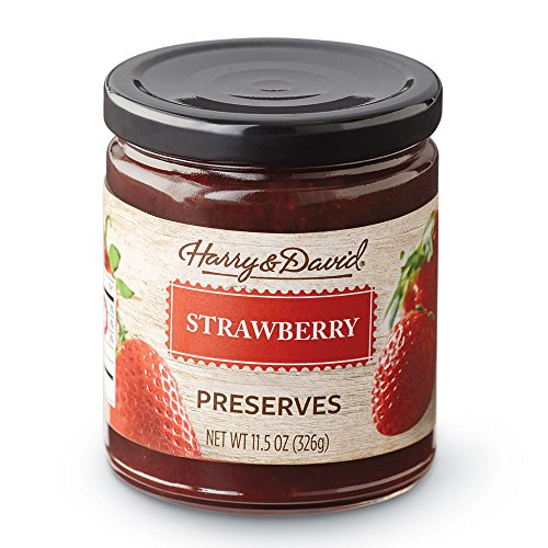 Harry & David Strawberry Preserves (11.5 Ounces) (Cakes And David Harry)