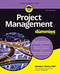 Image of the product Project Management for that is listed on the catalogue brand of For Dummies.