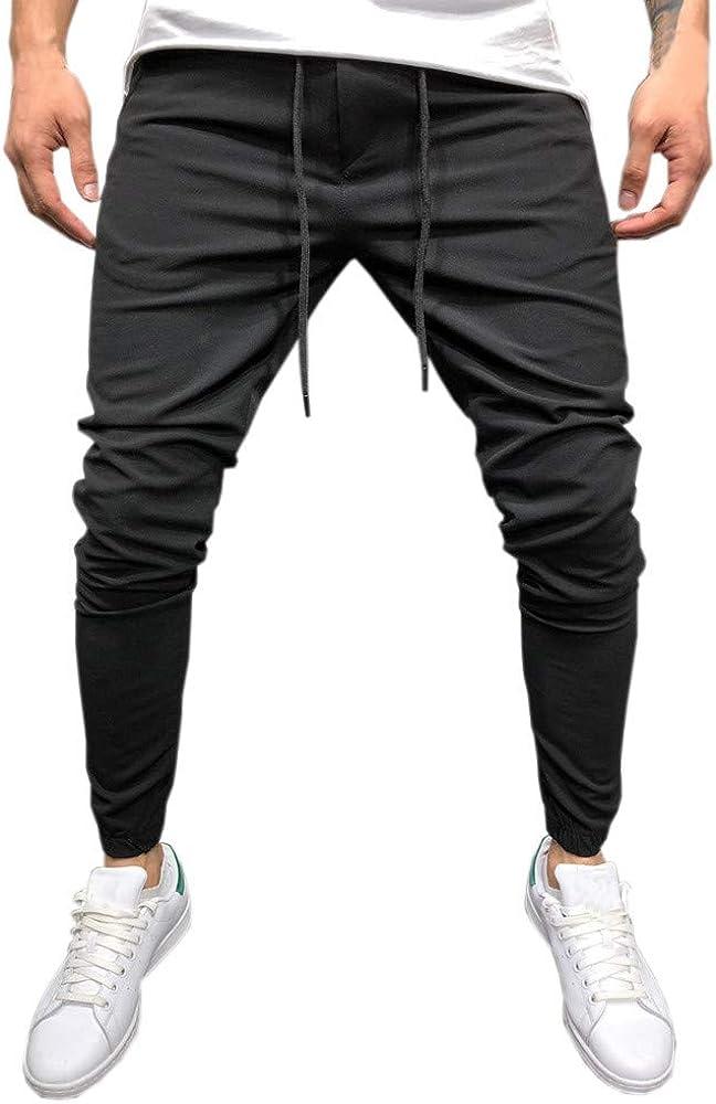 Hombres Pantalones de Ciclismo Largos Térmico Respirable Cómodo ...