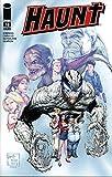 #6: Haunt #18 VF/NM ; Image comic book