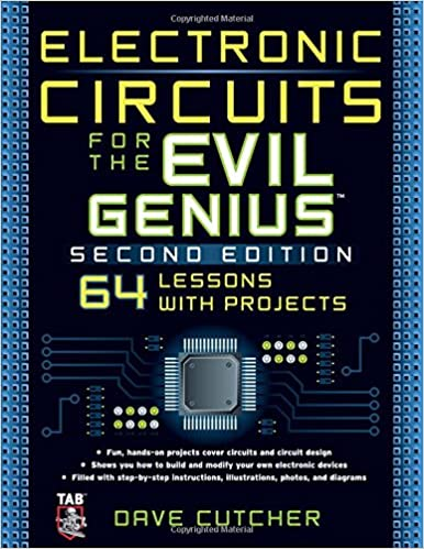 Electronic Circuits Evil Genius Cutcher