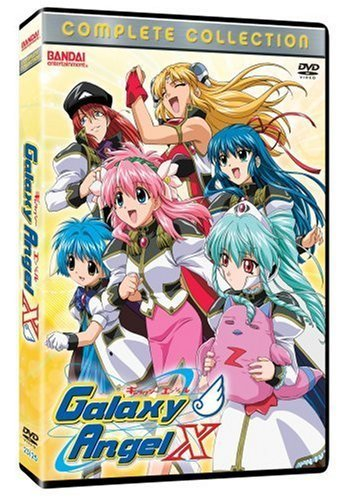 Galaxy Angel X: Complete Collection by Bandai Entertainment
