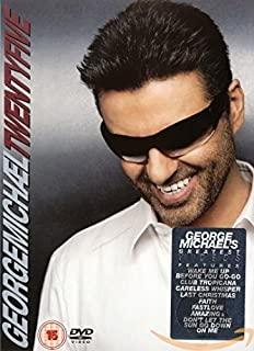 7ce15ef490a7 George Michael - Live In London Blu-ray 2008 2009 Region Free ...