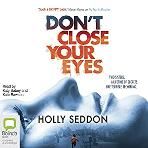 Don't Close Your Eyes Audiobook
