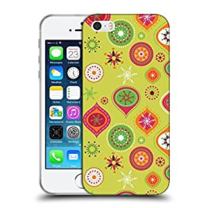 Super Galaxy Coque de Protection TPU Silicone Case pour // V00002716 modelo de la Navidad // Apple iPhone 5 5S 5G SE