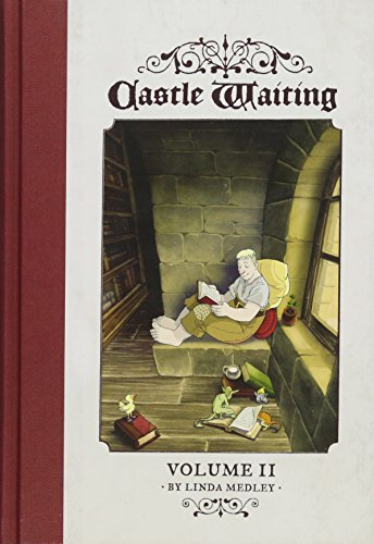 Castle Waiting Vol. 2: The Definitive -
