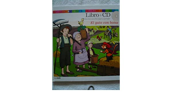 El Gato Con Botas Coleccion Cuentos Infantiles Libro + Cd: Laneman Ink: 9788498200508: Amazon.com: Books