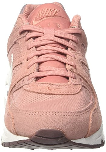 NIKE Lt Command Stardust Air Shoe Red Grey Taupe Chaussures Max Women's White Fitness de Femme Rose Bone 7qr5B7