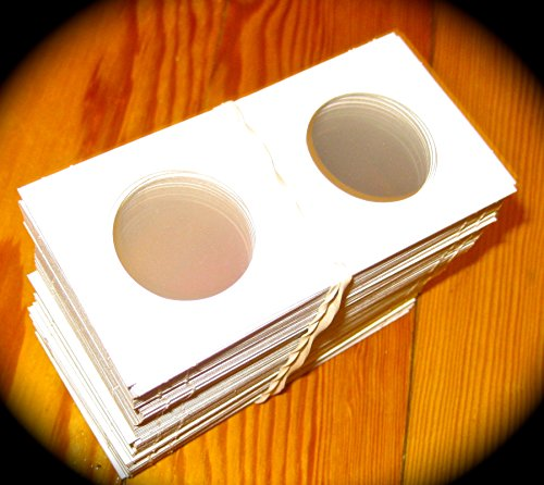 1000 +200 (1,200) Premium BCW 2X2 Cardboard Coin Holders - Mixed - Coin Collectors Deal!