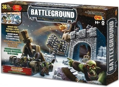 Battleground Expansion Set: Tower Attack