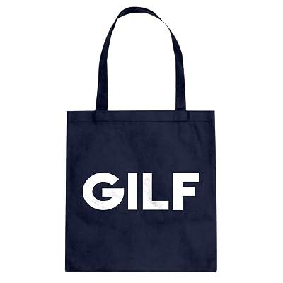 Indica Plateau GILF Canvas Tote Bag