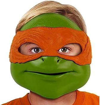 Desconocido Tortugas Ninja - Máscara para Disfraz de niño para ...
